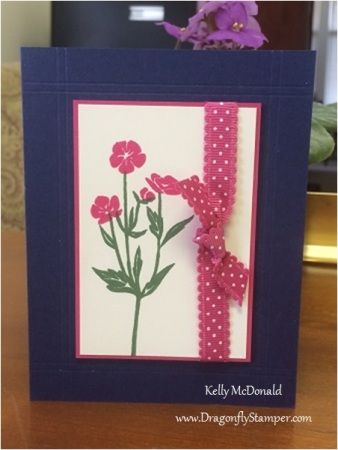 Wild About Flowers Card